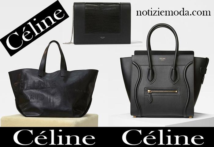 Nuovi Arrivi Borse Céline 2018 Accessori Donna
