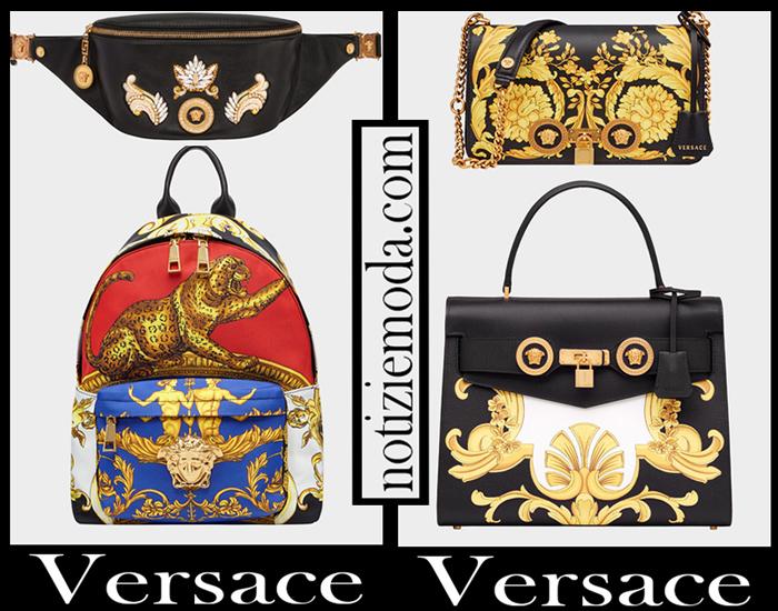Nuovi Arrivi Borse Versace 2018 Accessori Donna