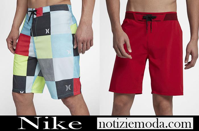Nuovi Arrivi Pantaloncini Da Surf Nike 2018 Costumi Uomo