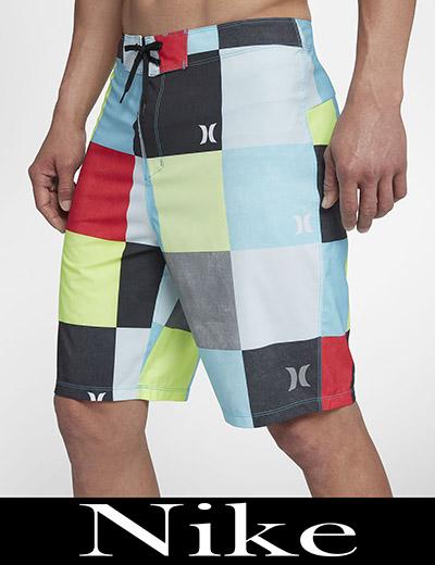 Pantaloncini da surf Nike 2018 nuovi arrivi costumi uomo