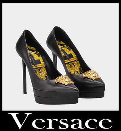 Scarpe Versace Primavera Estate 2018 Donna 2