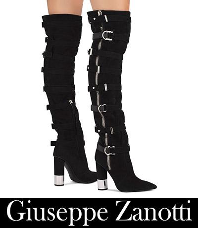 Collezione Zanotti Donna Scarpe 2018 2019 5