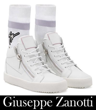 Collezione Zanotti Donna Sneakers 2018 2019 3