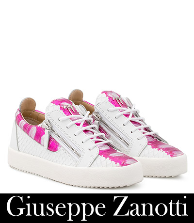 Collezione Zanotti Donna Sneakers 2018 2019 6