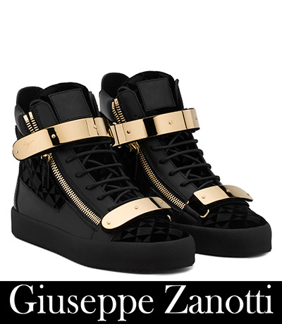 Collezione Zanotti Uomo Sneakers 2018 2019 3