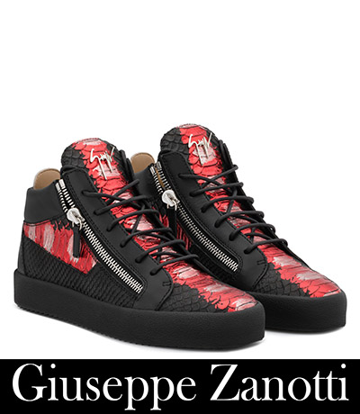 Notizie Moda Sneakers Zanotti 2018 2019 Uomo 2