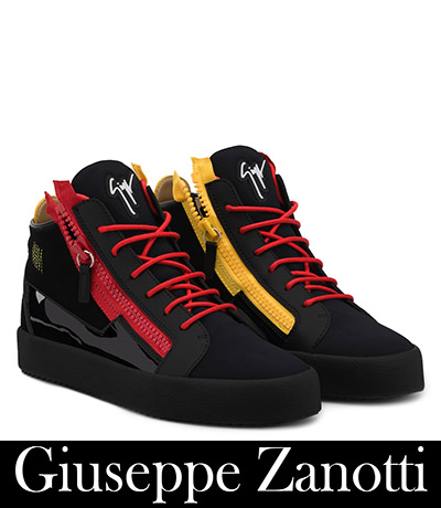 Notizie Moda Sneakers Zanotti 2018 2019 Uomo 5