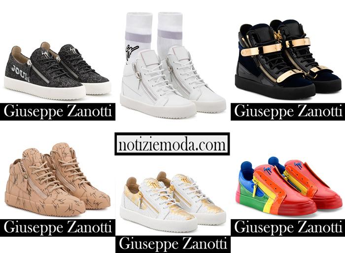 Nuovi Arrivi Sneakers Zanotti 2018 2019 Calzature