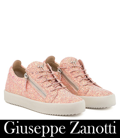 Sneakers Zanotti 2018 2019 nuovi arrivi calzature donna