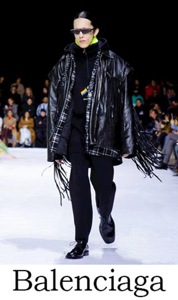 Abbigliamento Balenciaga Autunno Inverno 2018 2019 Uomo 1