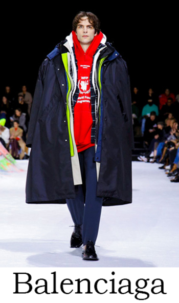 Abbigliamento Balenciaga Autunno Inverno 2018 2019 Uomo 3