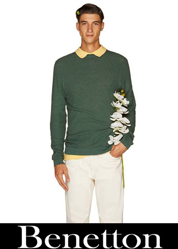 Abbigliamento Benetton Autunno Inverno 2018 2019 Uomo 2