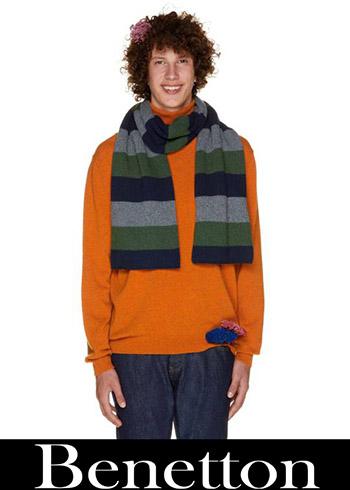 Abbigliamento Benetton Autunno Inverno 2018 2019 Uomo 3