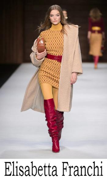 Abbigliamento Elisabetta Franchi Autunno Inverno 2018 2019 5