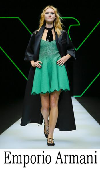 Abbigliamento Emporio Armani Autunno Inverno 2018 2019 1