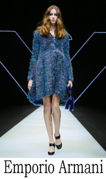 Abbigliamento Emporio Armani Autunno Inverno 2018 2019 3