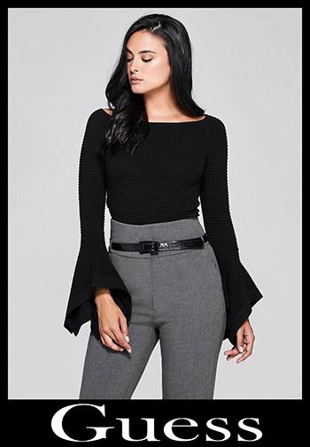Abbigliamento Guess Autunno Inverno 2018 2019 Donna 4