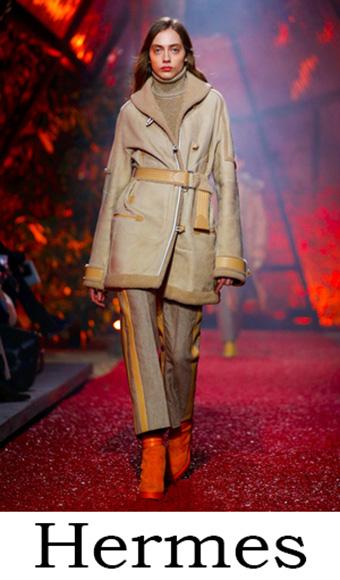 Abbigliamento Hermes Autunno Inverno 2018 2019 3