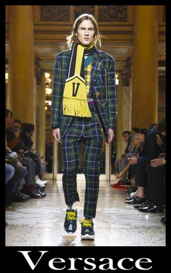 Abbigliamento Versace Autunno Inverno 2018 2019 Uomo 1