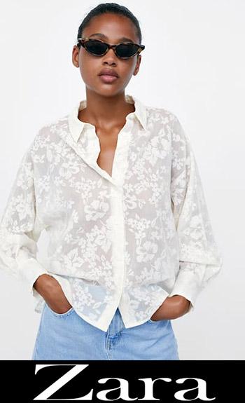 Camicie Zara Autunno Inverno 2018 2019 Donna 10