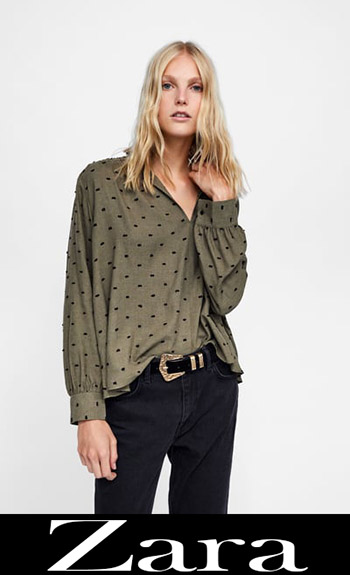 Camicie Zara Autunno Inverno 2018 2019 Donna 2