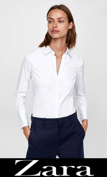 Camicie Zara Autunno Inverno 2018 2019 Donna 4