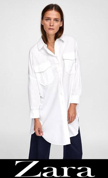 Camicie Zara Autunno Inverno 2018 2019 Donna 7