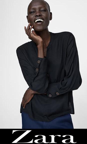 Camicie Zara Autunno Inverno 2018 2019 Donna 8