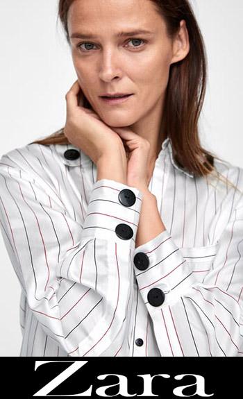 Camicie Zara Autunno Inverno 2018 2019 Donna 9