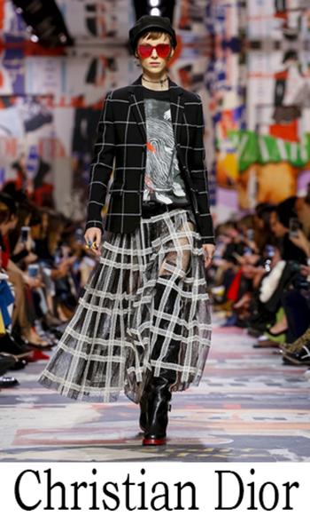 Christian Dior Autunno Inverno 2018 2019 Donna 2