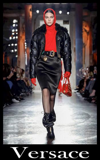 Collezione Versace Autunno Inverno 2018 2019 1