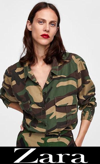 Collezione Zara Autunno Inverno 2018 2019 Donna 9