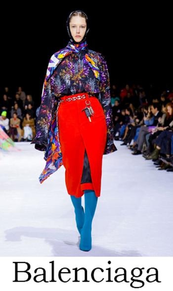 Notizie Moda Balenciaga Donna Autunno Inverno 1