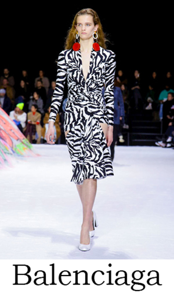 Notizie Moda Balenciaga Donna Autunno Inverno 2