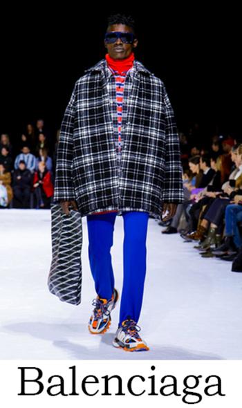 Notizie Moda Balenciaga Uomo Autunno Inverno 2
