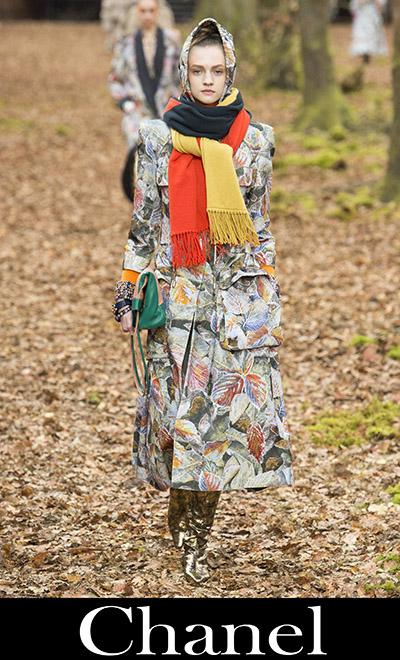 Notizie Moda Chanel Donna Autunno Inverno 1