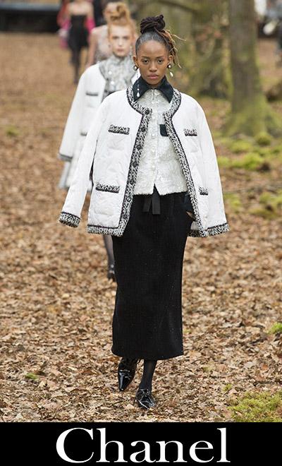 Notizie Moda Chanel Donna Autunno Inverno 2