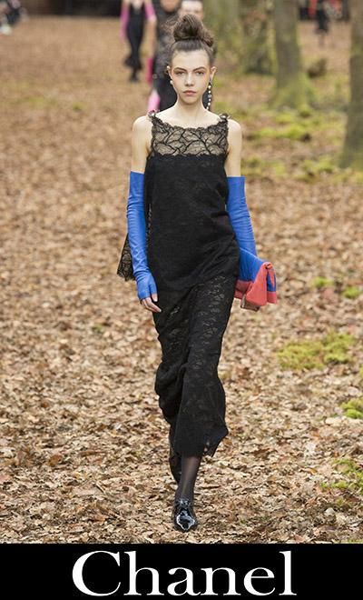 Notizie Moda Chanel Donna Autunno Inverno 3