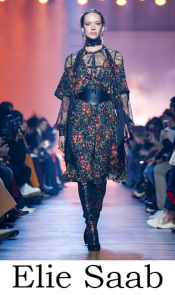 Notizie Moda Elie Saab Donna Autunno Inverno 1
