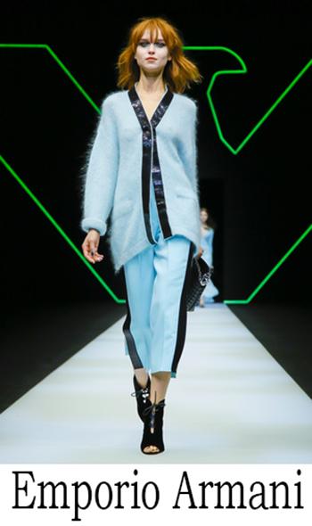 Notizie Moda Emporio Armani Donna Autunno Inverno 2