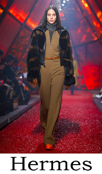 Notizie Moda Hermes Donna Autunno Inverno 2
