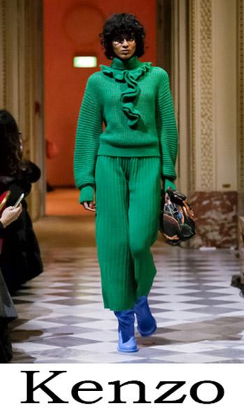 Notizie Moda Kenzo Donna Autunno Inverno 3