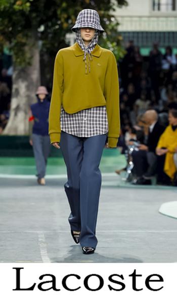 Notizie Moda Lacoste Abbigliamento Donna 1