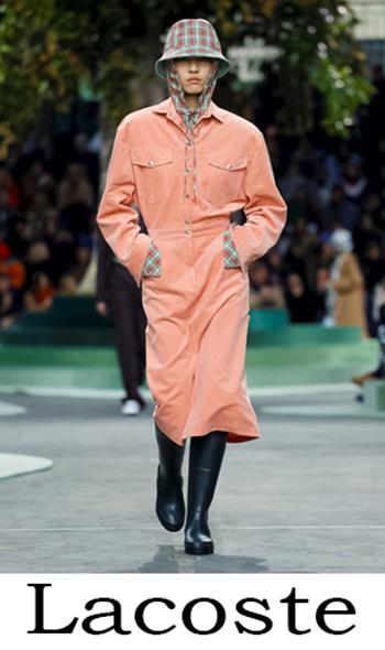 Notizie Moda Lacoste Abbigliamento Donna 2
