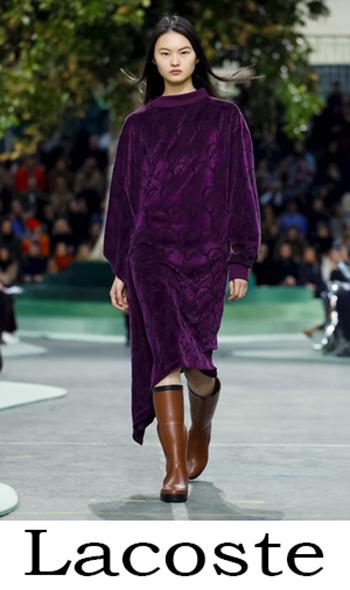Notizie Moda Lacoste Abbigliamento Donna 3