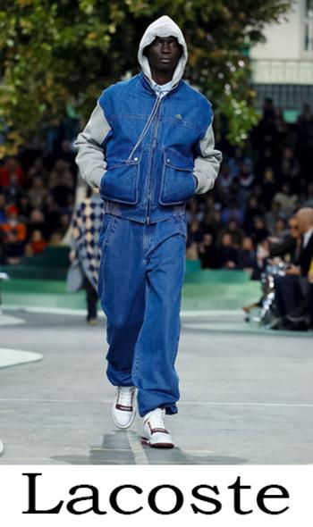 Notizie Moda Lacoste Abbigliamento Uomo 1