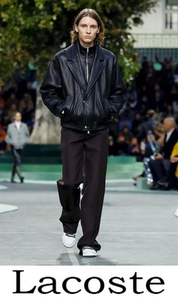 Notizie Moda Lacoste Abbigliamento Uomo 2