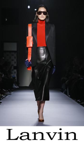 Notizie Moda Lanvin Abbigliamento Donna 2