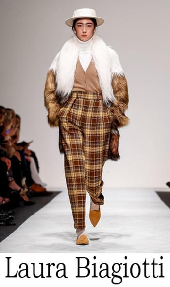 Notizie Moda Laura Biagiotti Donna Autunno Inverno 1