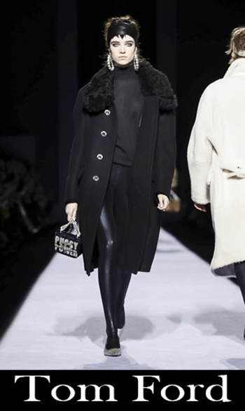 Notizie Moda Tom Ford Donna Autunno Inverno 2